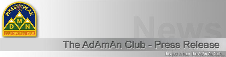 AdAmAn Press Release
