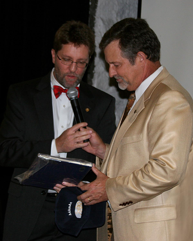 Don Sanborn and Wally Wininger