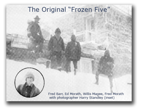 The Original 'Frozen Five'